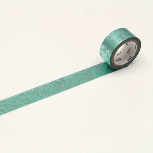 mt / Dizajnová samolepiaca páska Green Dust