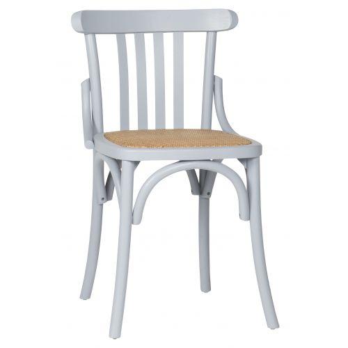 IB LAURSEN / Drevená stolička Marais Grey