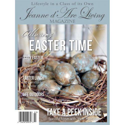 Jeanne d'Arc Living / Časopis Jeanne d'Arc Living 3/2019 - anglická verzia