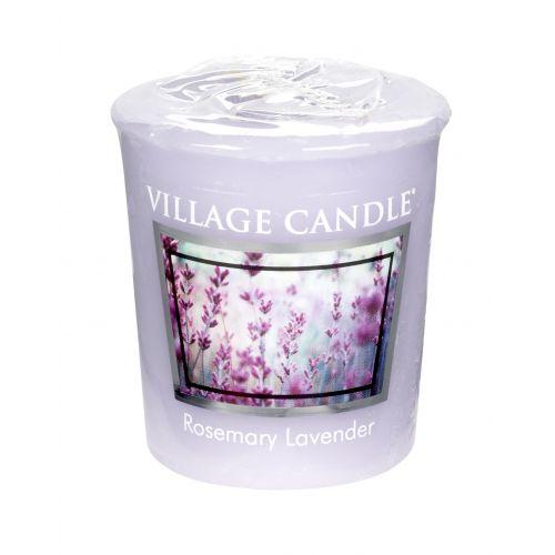 VILLAGE CANDLE / Votívna sviečka Village Candle - Rosemary Lavender