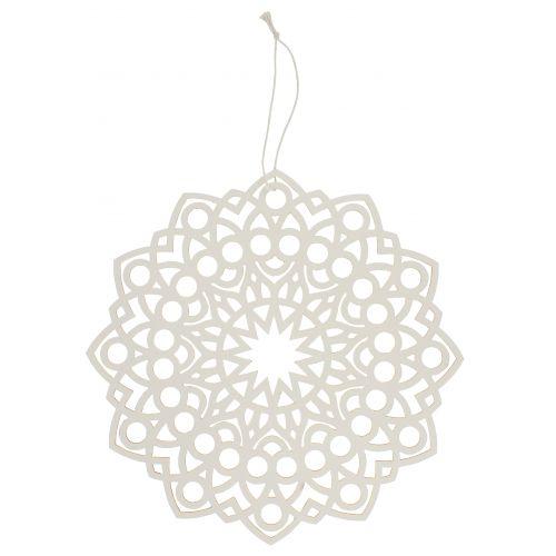 IB LAURSEN / Vianočná papierová ozdoba Star 20 cm