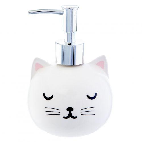 sass & belle / Zásobník na mydlo Cutie Cat