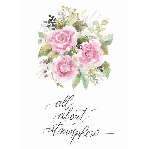 Bella Rose / Plagát Bella Rose - All About Atmosphere (limitovaná edícia)