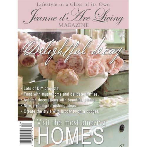 Jeanne d'Arc Living / Časopis Jeanne d'Arc Living 10/2016 - anglická verze