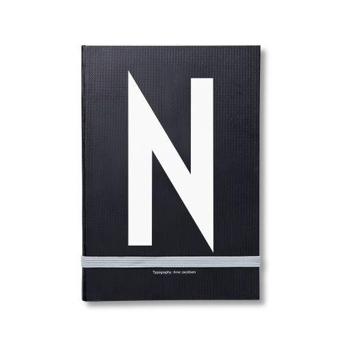 DESIGN LETTERS / Notes v pevných doskách N A5
