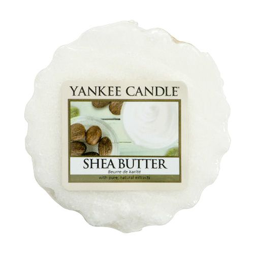 Yankee Candle / Vosk do aromalampy Yankee Candle - Shea Butter