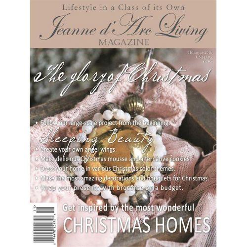 Jeanne d'Arc Living / Časopis Jeanne d'Arc Living 11/2016 - anglická verze