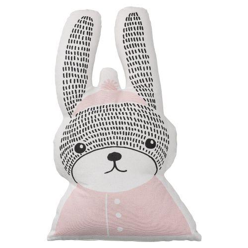 Bloomingville / Detský vankúšik v tvare králika Sophia Rabbit