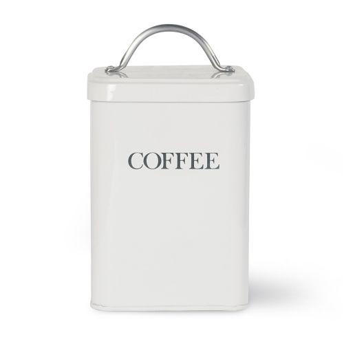 Garden Trading / Plechová dóza Coffee Chalk