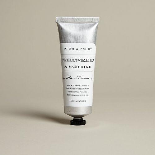 PLUM & ASHBY / Krém na ruky Seaweed & Samphire 75ml