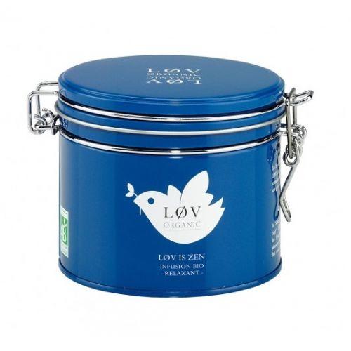 Løv Organic / Rooibos čaj Løv Is Zen - 100 g