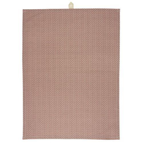 IB LAURSEN / Bavlnená utierka Desert Rose 50 x 70 cm