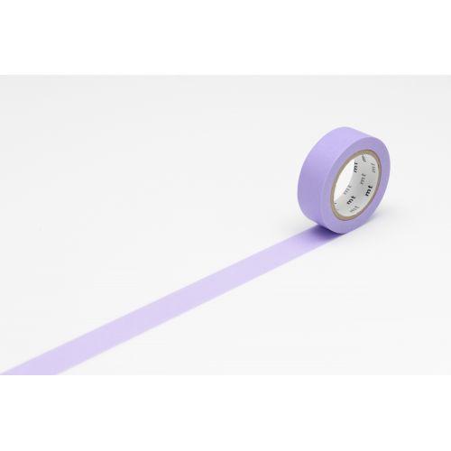 mt / Japonská papierová páska Lavender