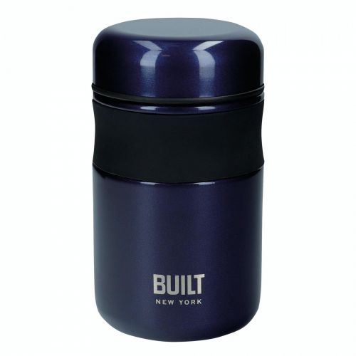 Kitchen Craft / Termo box na potraviny Midnight Blue 490 ml
