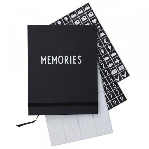 DESIGN LETTERS / Fotoalbum Memories