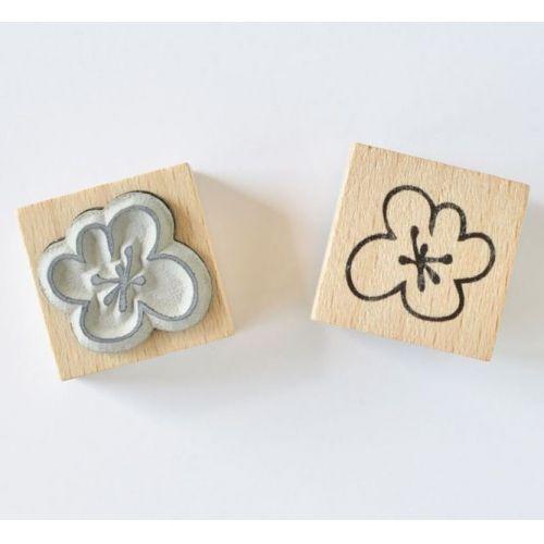 MANKAI Paper / Drevená pečiatka Iskerník