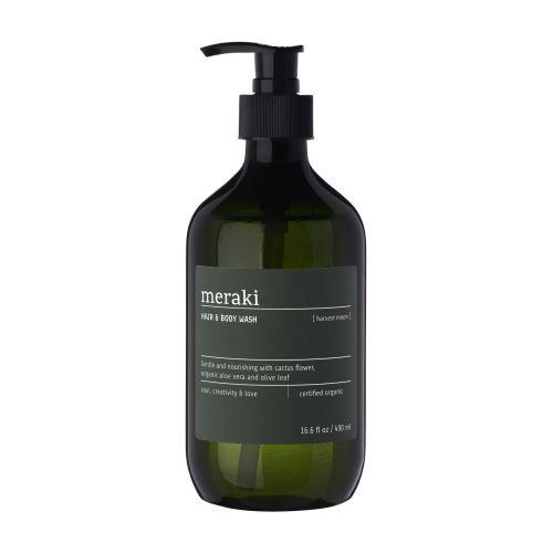 meraki / Sprchový gél na vlasy a telo Men 490ml
