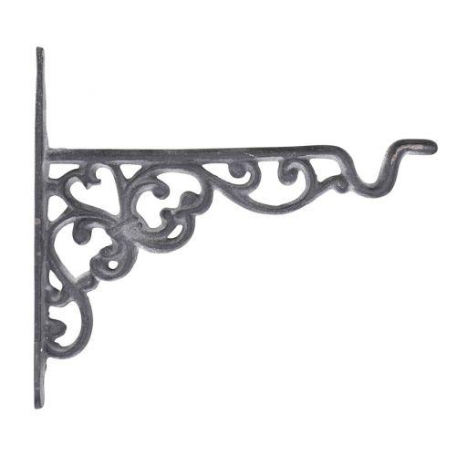 Chic Antique / Konzola s háčikom Antique grey