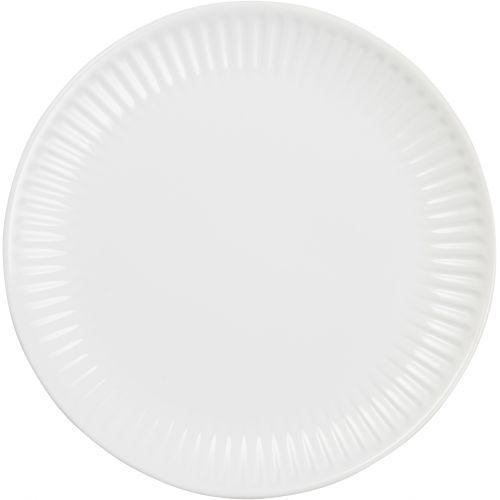 IB LAURSEN / Dezertný tanier Mynte Pure White 19,5 cm