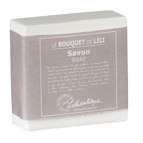 Lothantique / Tuhé mydlo Le Bouquet de Lili 100 g