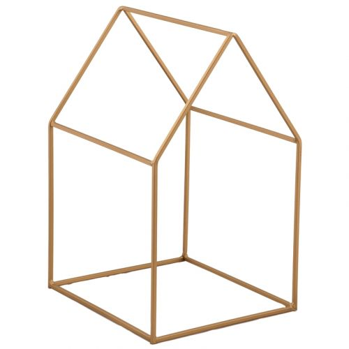 Blossom / Dekoratívny domček Gold