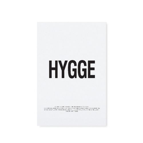 TAFELGUT / Pohľadnica Hygge 12x17,5 cm
