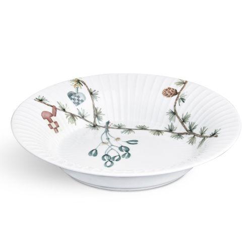 KÄHLER / Hlboký tanier Hammershøi Christmas