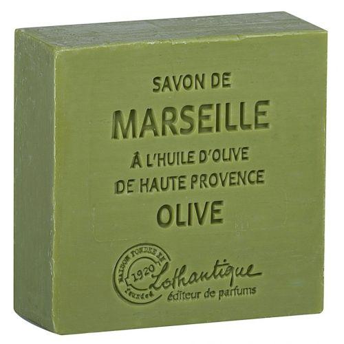 Lothantique / Marseillské mydlo Olive 100g