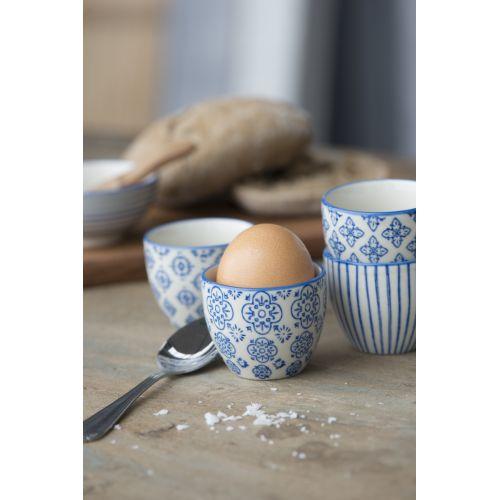 IB LAURSEN / Stojánek na vajíčko Casablanca blue