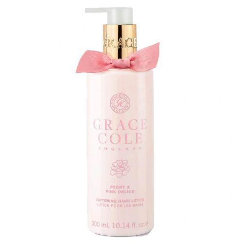 Grace Cole / Mlieko na ruky Peony & Pink Orchid 300ml