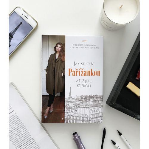 / Kniha Ako sa stať Parížankou (česky)