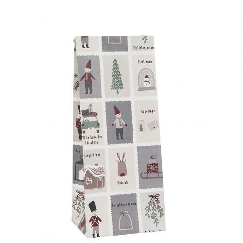 IB LAURSEN / Papierový sáčok Nostalgic Christmas S
