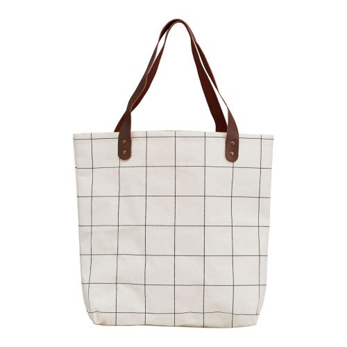 House Doctor / Nákupná taška Squares