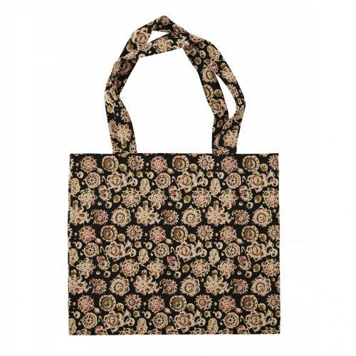 MADAM STOLTZ / Plátená taška Pattern