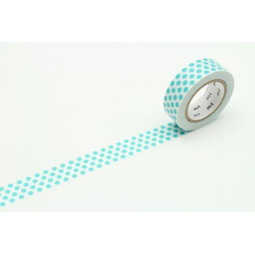 mt / Japonská papierová páska Dot Soda