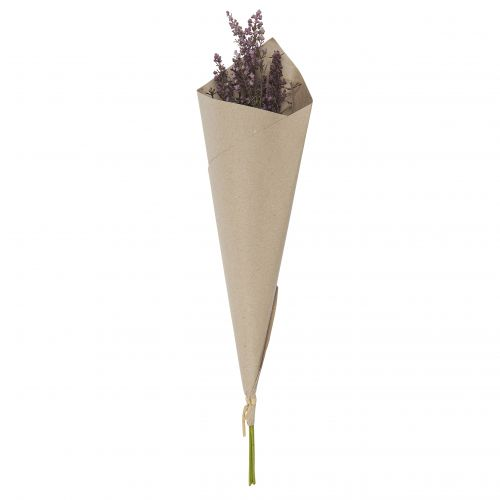 IB LAURSEN / Dekoratívne umelé kvety Purple Tones