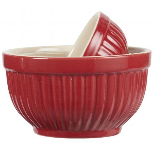 IB LAURSEN / Keramická mini miska Mynte Strawberry
