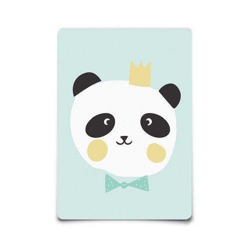 EEF lillemor / Pohľadnica King Panda A6