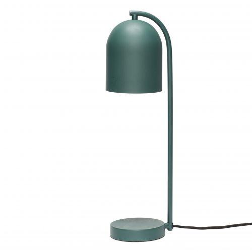 Hübsch / Stolná lampa Green Metal