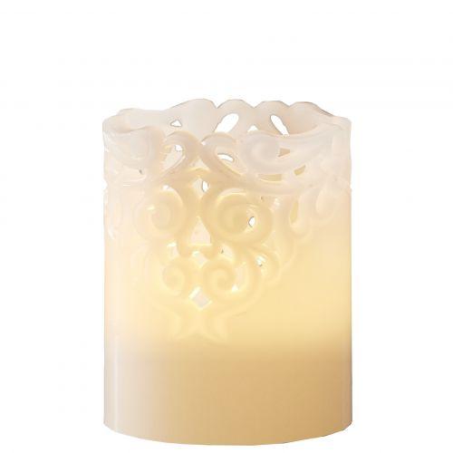 STAR TRADING / LED vosková sviečka 10 cm