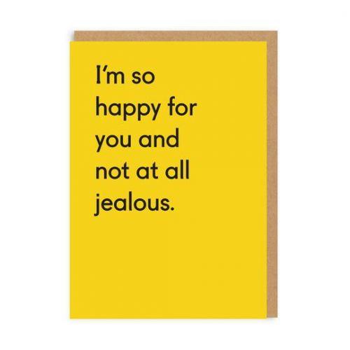 Ohh Deer / Prianie s obálkou Happy For You