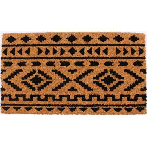 La finesse / Kokosová rohožka Aztec Pattern