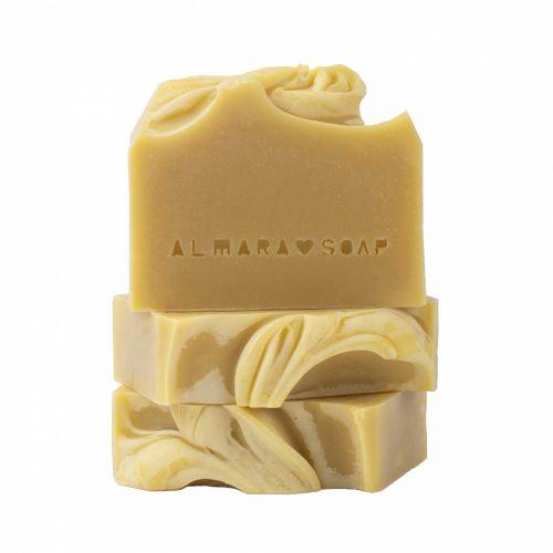 Almara Soap / Prírodné mydlo Creamy Carrot