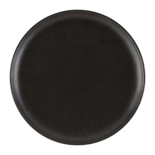 CÔTÉ TABLE / Kameninový tanier Ingrid Noir