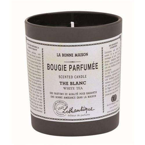 Lothantique / Vonná sviečka La Bonne Maison - Biely čaj