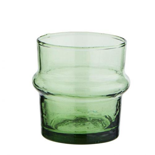 MADAM STOLTZ / Svietnik z recyklovaného skla Beldi