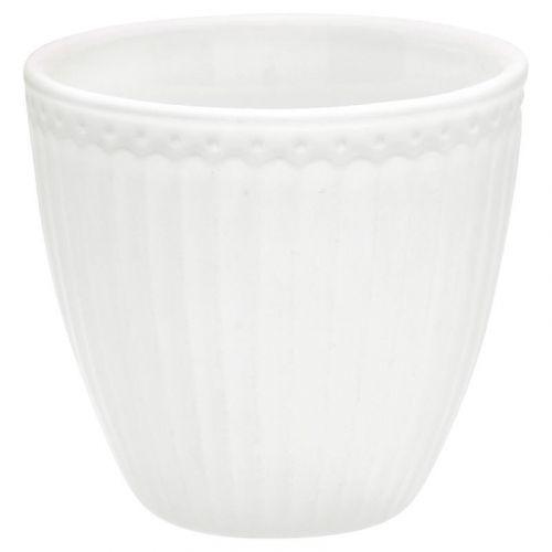 GREEN GATE / Latte cup Alice White