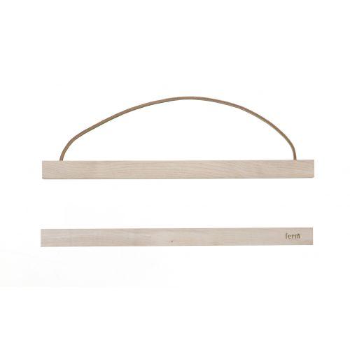 ferm LIVING / Drevený rámček Maple 31cm