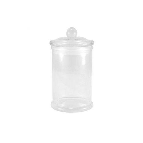 Strömshaga / Sklenená dóza s viečkom Glass