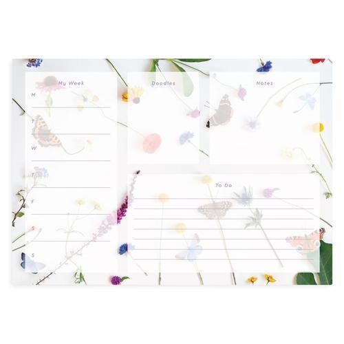 Ohh Deer / Týždenný plánovač Butterfly Meadow